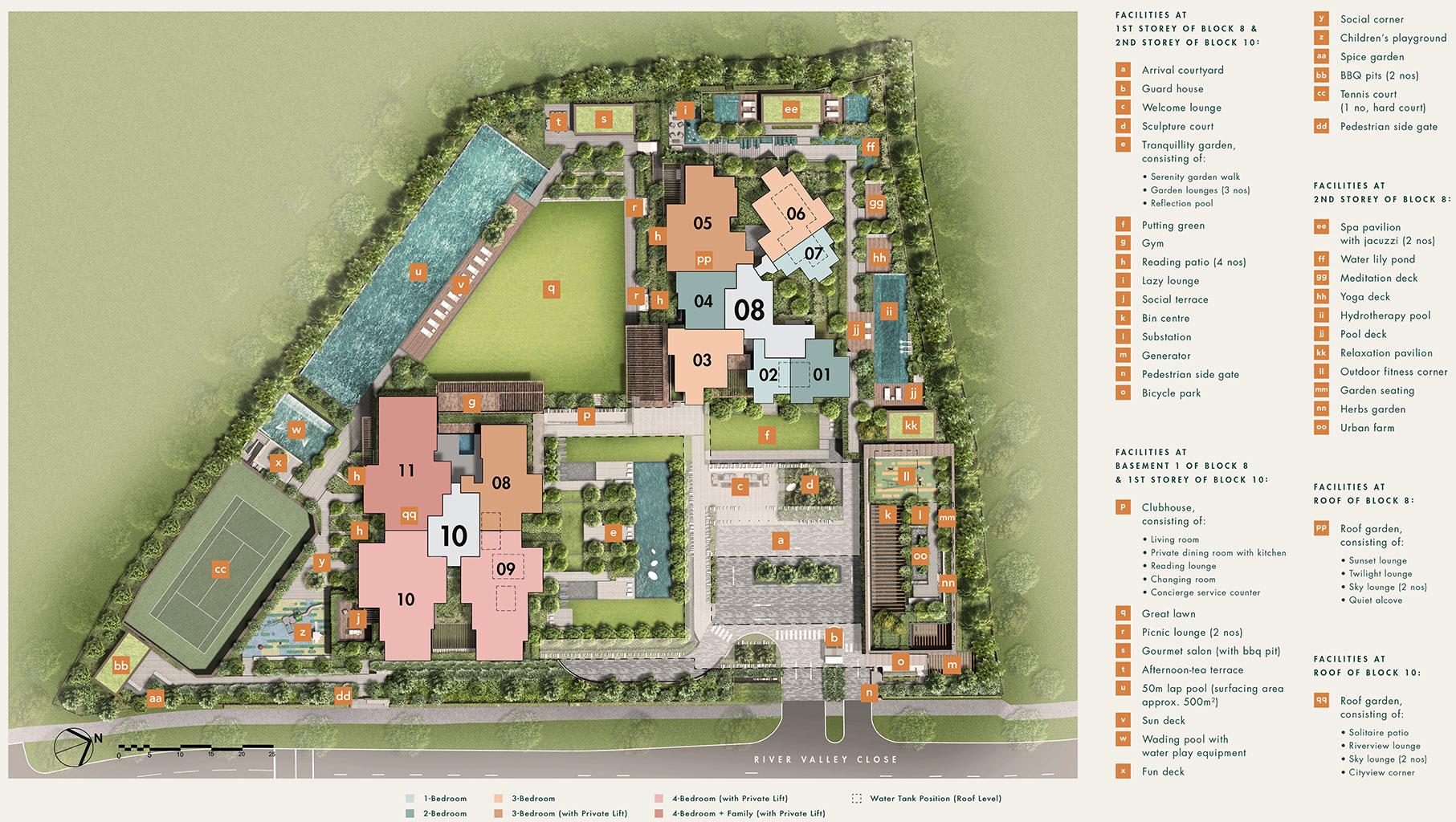 The-Avenir-Site-Plan